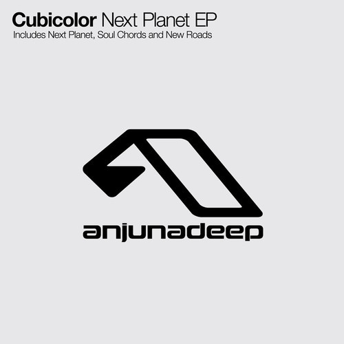 Cubicolor Next Planet EP Anjunadeep