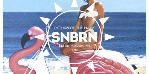 Mark Morrison SNBRN