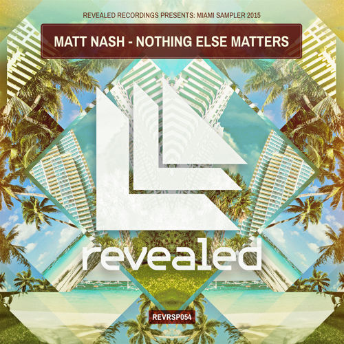Matt Nash Nothing Else Matters